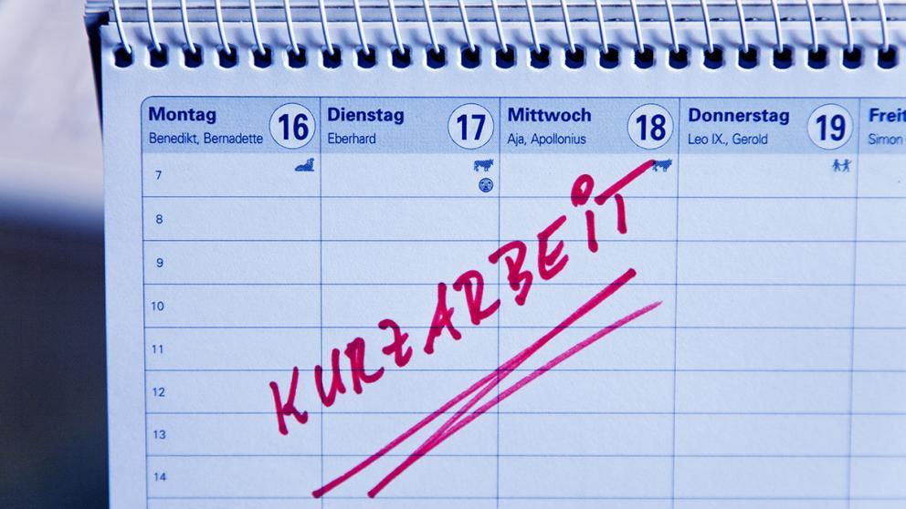 Kurzarbeitergeld trợ cấp của Đức